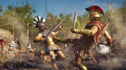 Игры E3 2018, часть вторая: от Древней Греции до постапокалипсиса на далекой планете