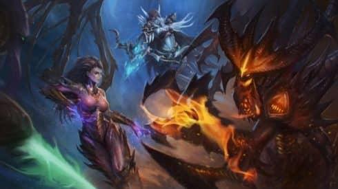 Blizzard примет участие в выставке «ИгроМир» 2018