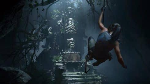Геймплей Shadow of the Tomb Raider на пересеченной местности
