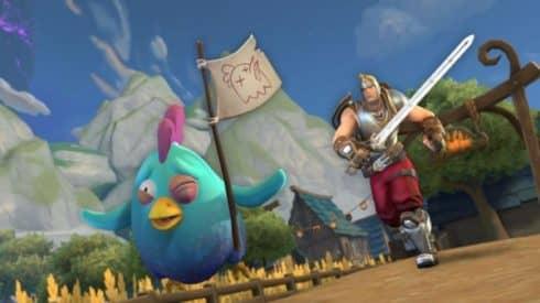 «Королевская битва» Realm Royale выйдет на PS4 и Xbox One
