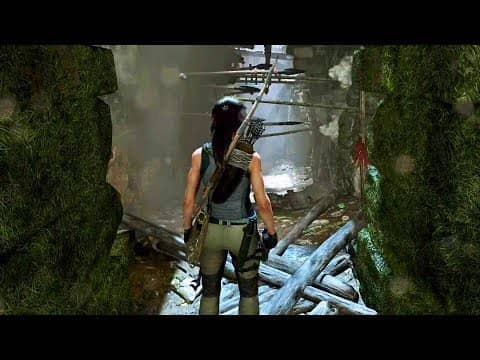 Shadow of the Tomb Raider — Gameplay