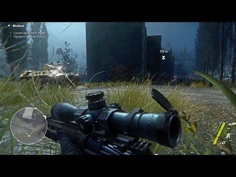 Sniper: Ghost Warrior 3 (2017) Gameplay 60 FPS | PS4 Xbox One PC