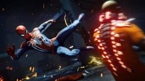 Новый сюжетный трейлер Spider-Man и эксклюзивная консоль