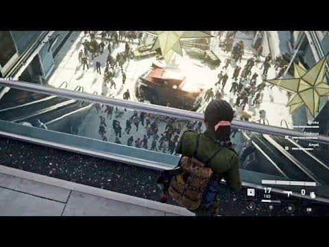 WORLD WAR Z — Gameplay