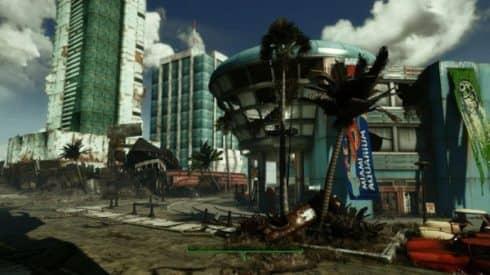Отправляйтесь на постапокалиптический отдых в моде Fallout Miami для Fallout 4