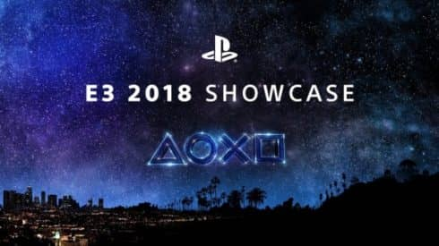Sony на E3 2018