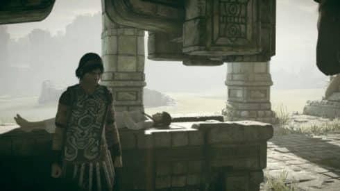 Shadow of the Colossus (2018) — меланхолия и смерть. Рецензия