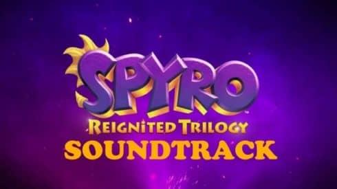 Spyro Reignited Trilogy — саундтрек