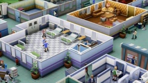 Экономический симулятор Two Point Hospital обзавелся датой релиза