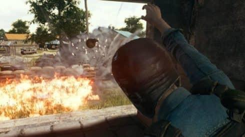 Вас ждет спам гранатами в новом временном режиме Dodgebomb для PUBG