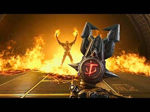 DOOM Eternal — 16 Minutes of Gameplay Compilation (QuakeCon 2018)