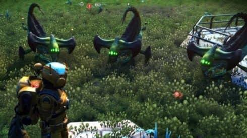 Игрок No Man's Sky научился безболезненно фармить яйца «ксеноморфов»