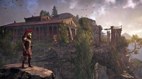 Афины в новом ролике Assassin's Creed: Odyssey