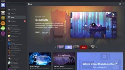 Discord позарился на лавры Steam и начинает продавать игры