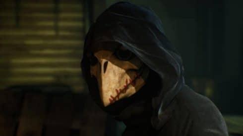 Первые геймплейные скриншоты таинственного экшена The Quiet Man от Square Enix
