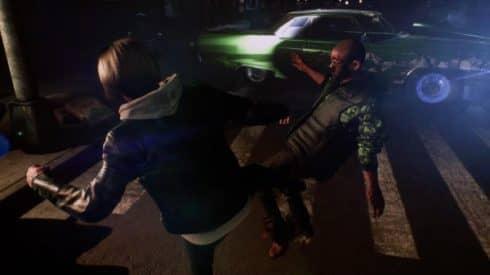 Дебютный геймплей The Quiet Man показали в прямой трансляции