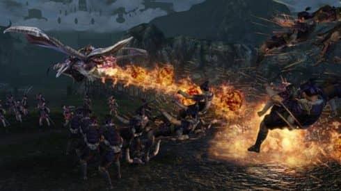 Один и Арес в новых трейлерах Warriors Orochi 4