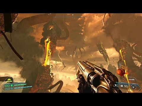 DOOM Eternal — FIRST Gameplay Demo (QuakeCon 2018)