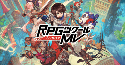 RPG Maker MV Trinity: Opening