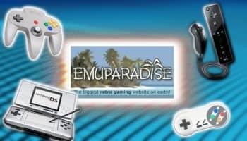 Сайт EmuParadise удалил всю свою библиотеку ретро-игр
